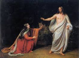 Jesus Mary Magdalen