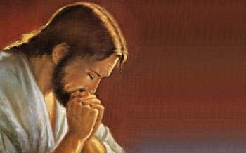 jesus-praying