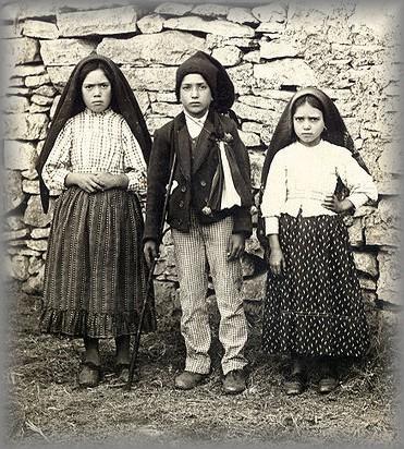 Lucia, Francesco, Jacinta