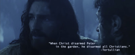 JESUS NON VIOLENT