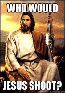 Jesus n Violence