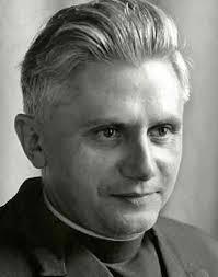 Fr Joseph Ratzinger