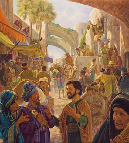 pentecost Peter