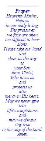 bvm-prayer
