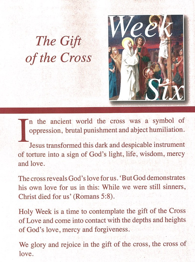 9th April – Palm Sunday (A) | Fr Morty O'Shea