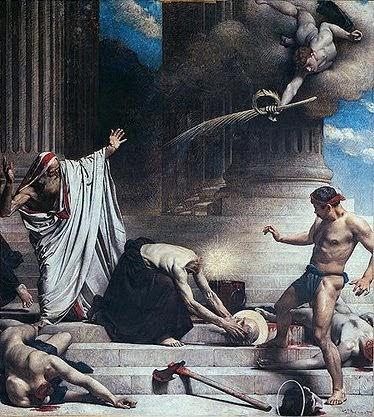 St Denis martyr