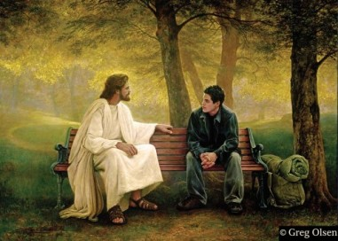 Jesus Lost-and-found