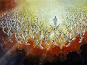 angels ascending descending