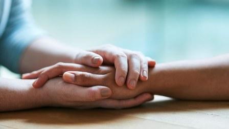 Hands Forgiveness