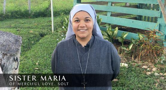 Sr Maria Merciful Love