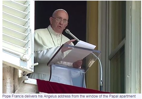 Pope Francis Appeal