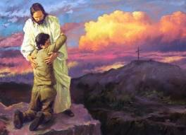 Jesus good shepherd compassionate
