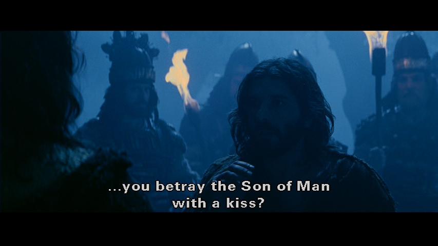 Judas betrayal 8