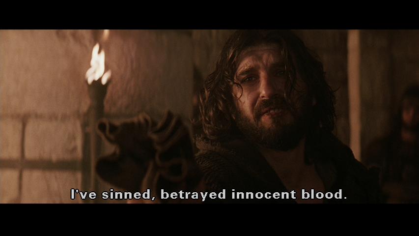 Judas betrayal A