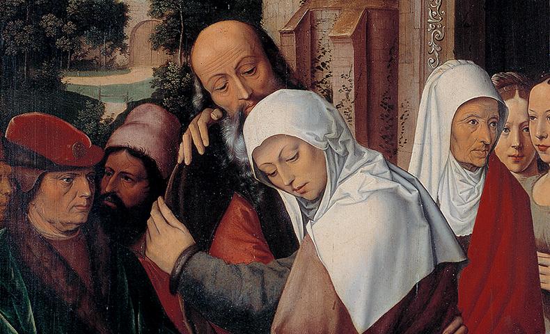 Saint Joachim and Ann